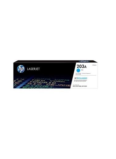 HP Hp Cf541A Mavi Toner Kartuş 203A Renkli